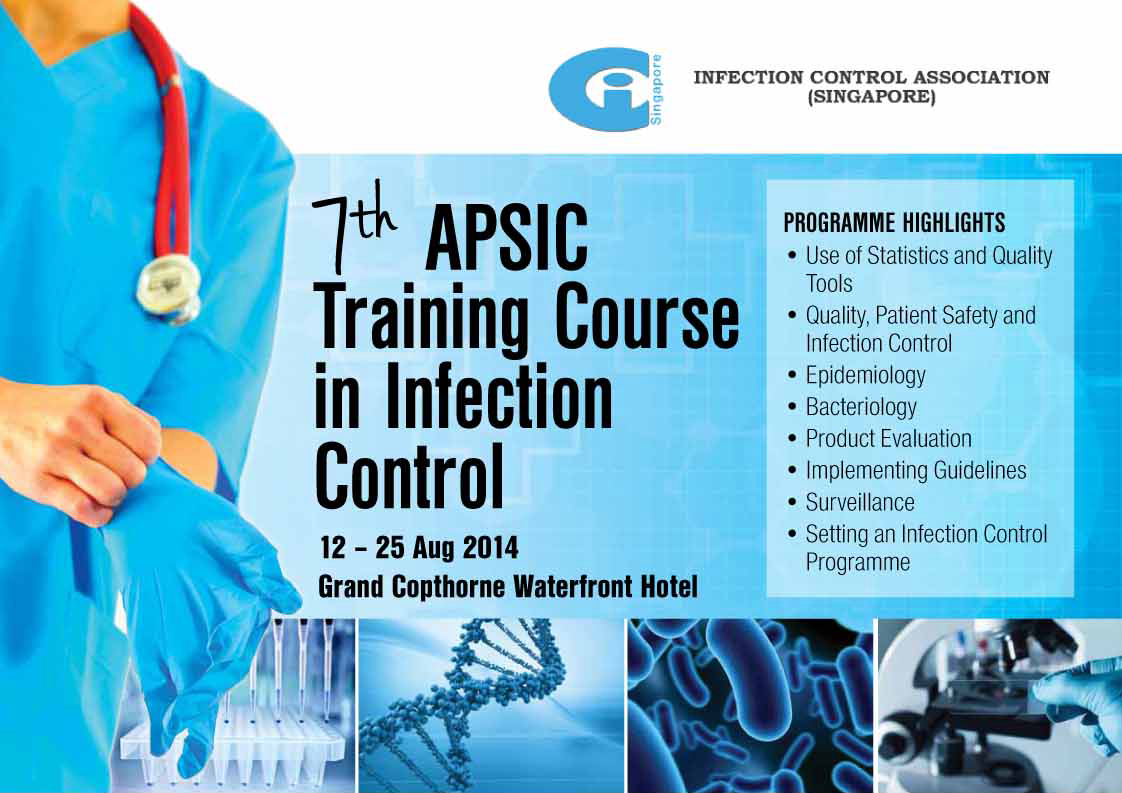 7th APSIC Training Course in Infection Control