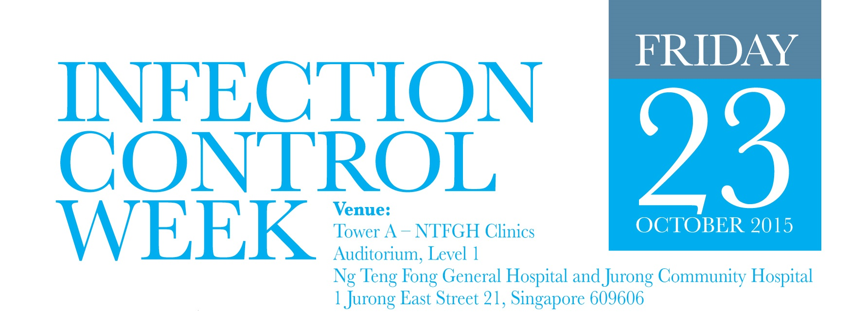 National Infection Contrl Week 2015