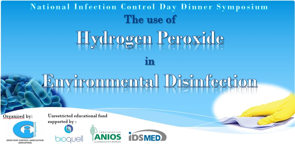 National Infection Control Week Dinner Symposium
