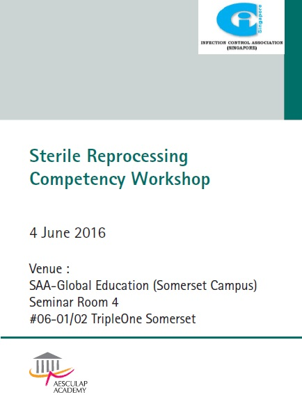 Sterile Reprocessing Competency Workshop